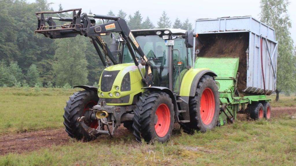 Choppering for heath management   VNP Stiftung