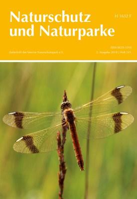 Cover Heft 241 Sommer 2018 Naturschutz und Naturparke