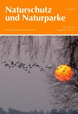 Cover Heft 243 Frühling 2019 Naturschutz und Naturparke