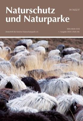Cover Heft 246 Frühling 2020 Naturschutz und Naturparke