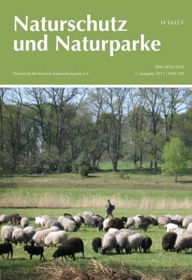 Cover Heft 249 Frühling 2021 Naturschutz und Naturparke