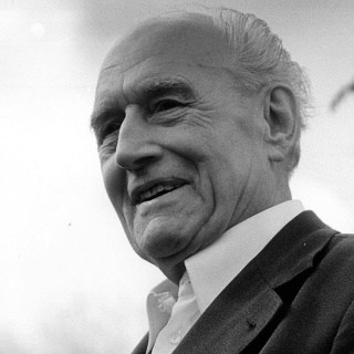 Dr. Alfred Toepfer, VNP chairman from 1954 - 1985