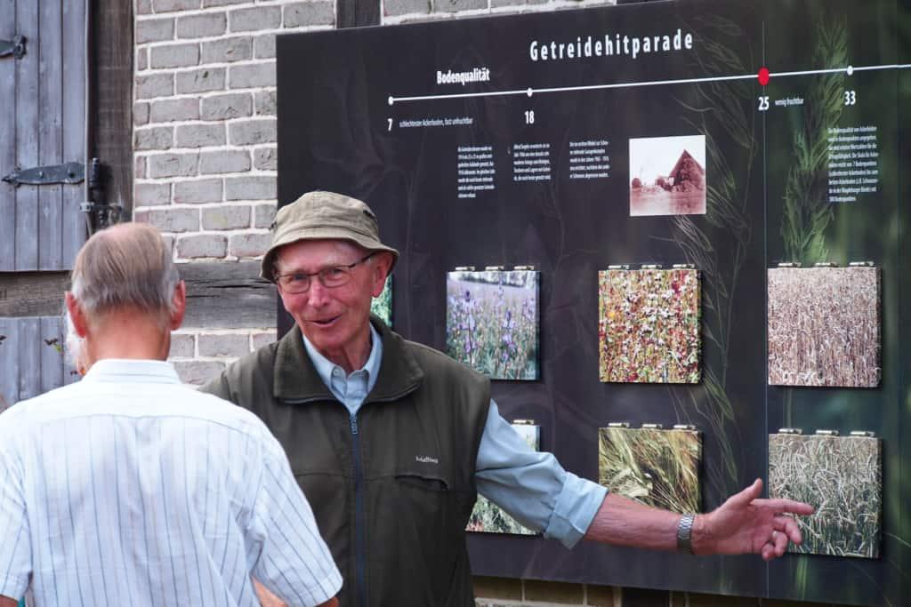Getreidehitparade | Hof Tütsberg VNP Stiftung