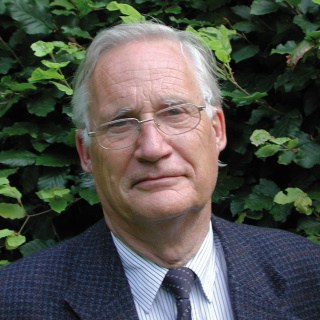 Hans Joachim Röhrs, VNP chairman from 1993 - 2008