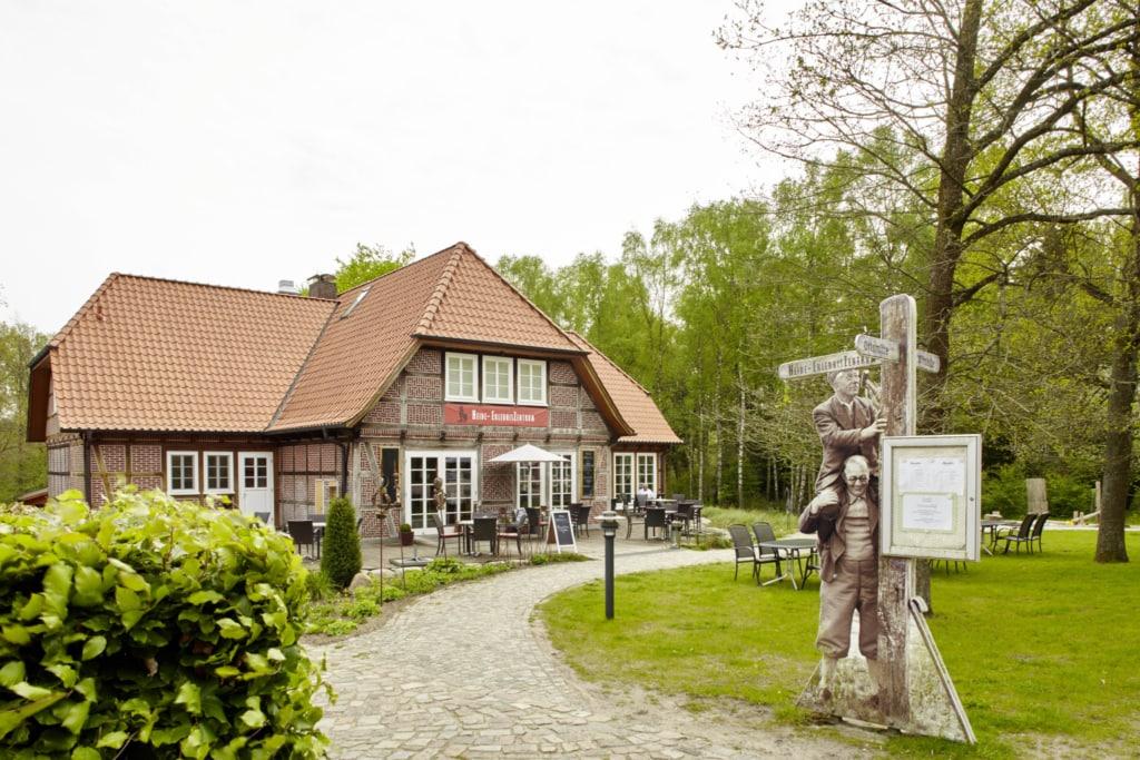 Heide-ErlebnisZentrum in Undeloh | Foto: Christian Burmester