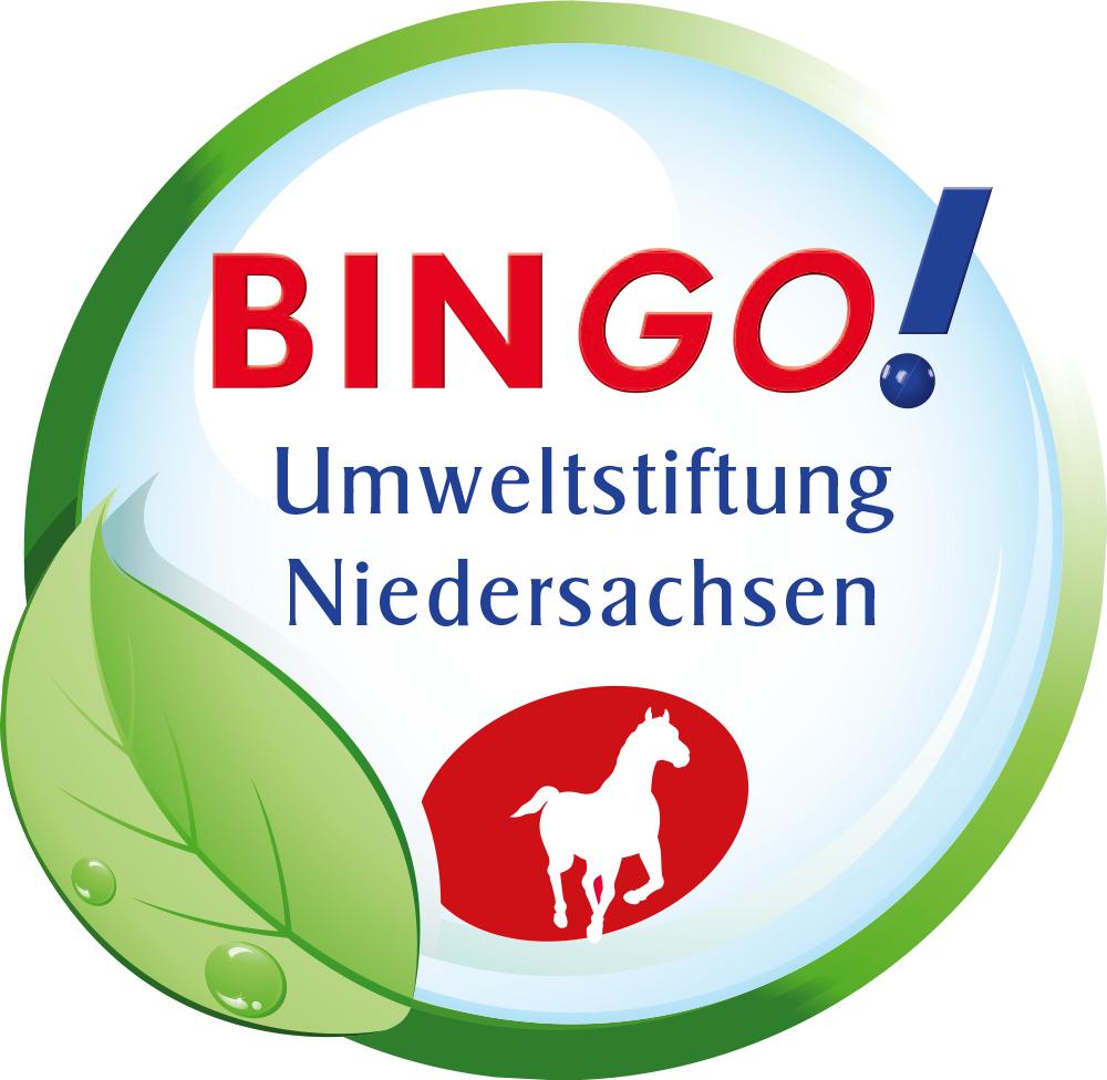 Logo BINGO! Umweltstiftung Niedersachsen