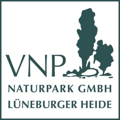 Logo VNP Naturpark GmbH Lüneburger Heide
