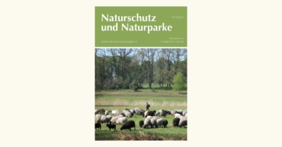 Cover Naturschutz und Naturpark Nr. 249 Frühling 2021
