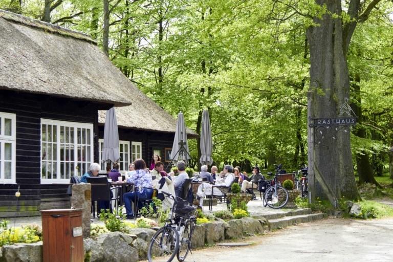 Milchhalle Wilsede: Rasthaus für Wanderer und Radfahrer | Foto: Christian Burmester
