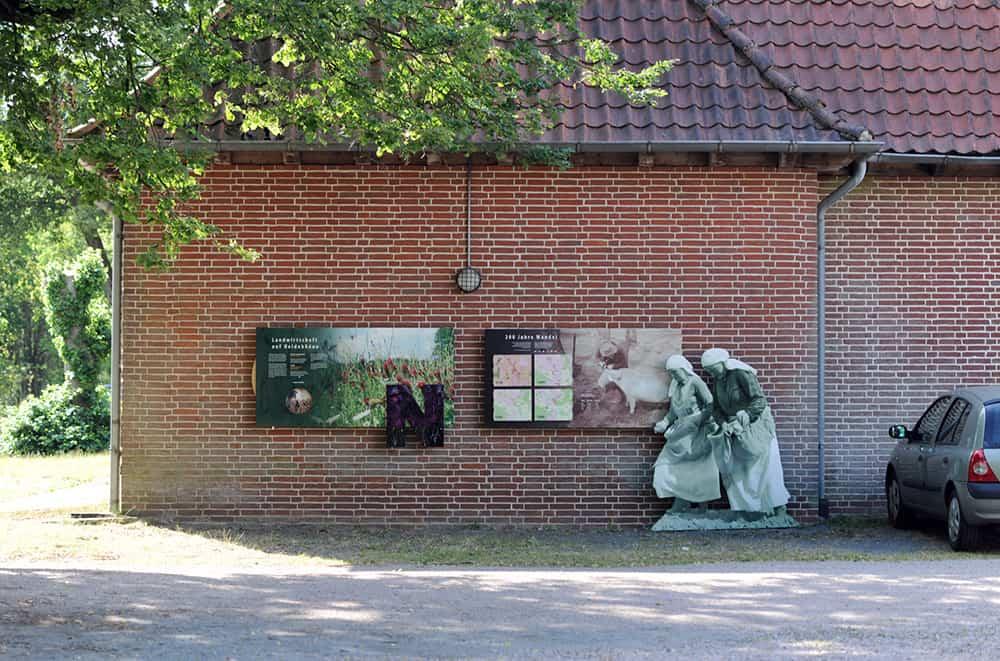 "Discover the adventure trail ""Tütsberger Erlebnispunkte"" at Hof Tütsberg   VNP Stiftung"""